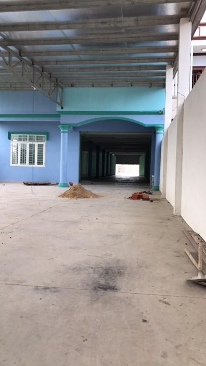 Bán nhà xưởng Hóc Môn giá rẻ, mới xây dựng,đã hoàn công
