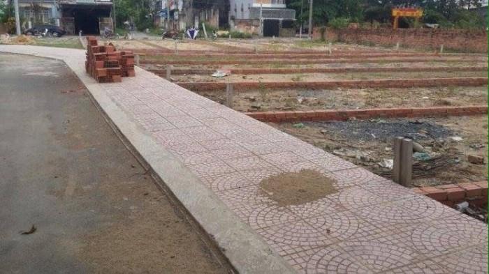 Bán đất nằm gần chợ Bình Chánh SHR bao sang tên công chứng trong ngày