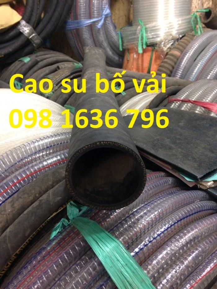 Bán ống cao su bố vải D100 giá rẻ nhất , chất lượng nhất .
