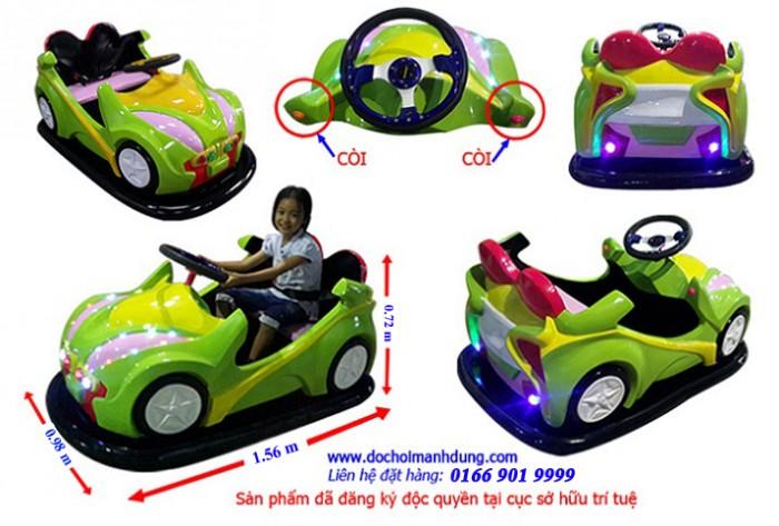 Xe điện đụng, xe điện bình, xe điện công viên, xe điện thiếu nhi, xe điện kinh doanh4