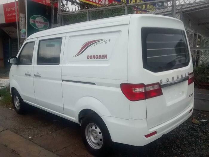 Xe bán tải Dongben 5 chổ, Xe Dongben X30 V5 chạy trong thành phố không cấm giờ