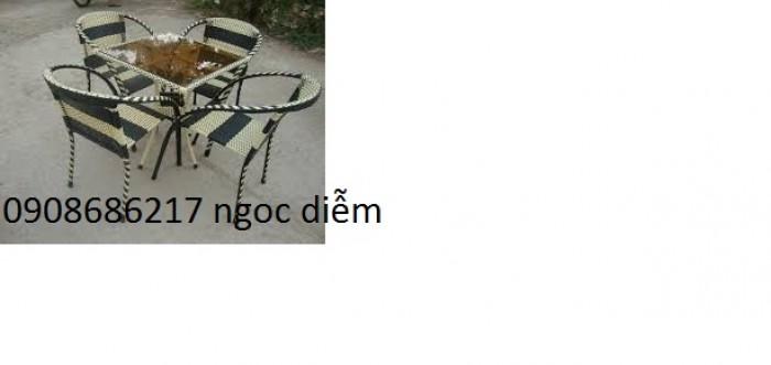 Cần thanh lý 100 ghế cafe sân vườn giá rẻ1