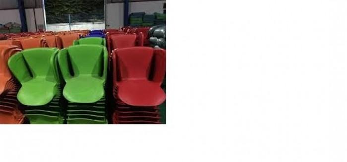 Ghế nhựa nữ hoàng giá rẻ2