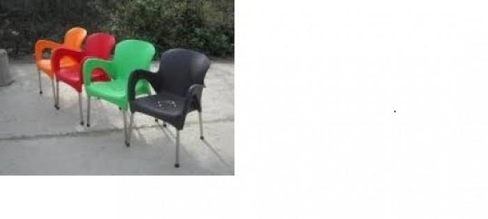 Ghế nhựa nữ hoàng giá rẻ4