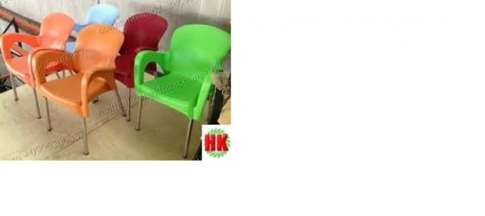 Ghế nhựa nữ hoàng giá rẻ5