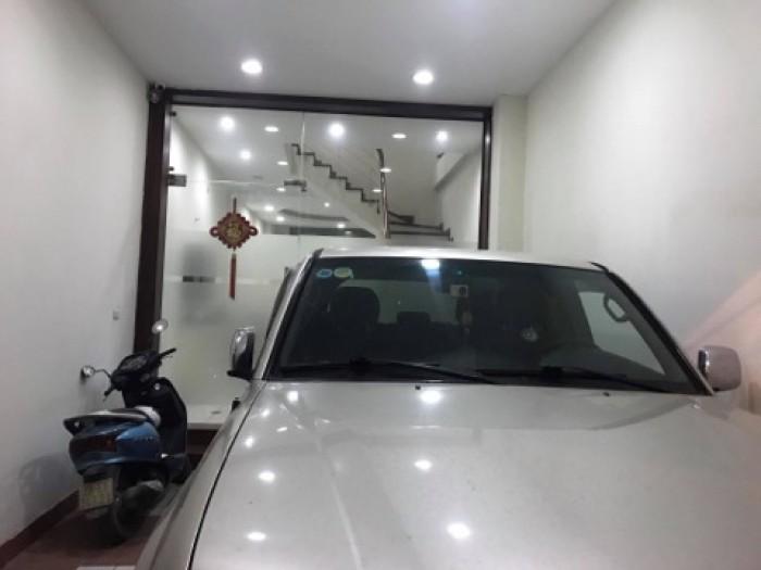 Bán nhà SIÊU RẺ Nguyễn Phong Sắc 50m2, 5 tầng MT 5m Gara +  thang máy
