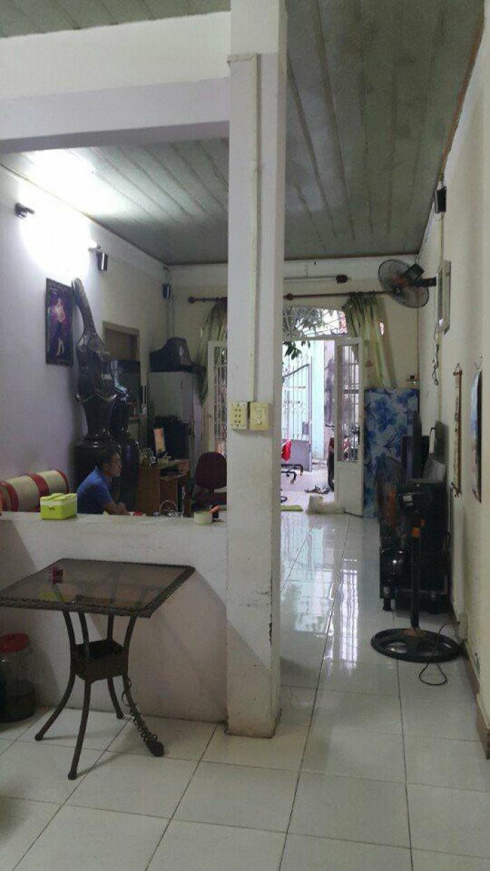 Cần bán nhà hẻm Phan Văn Hớn