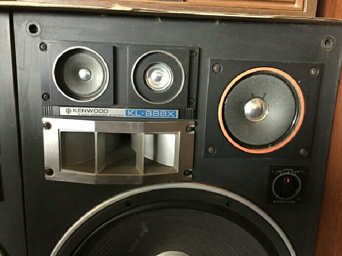Loa KENWOOD KL-888X3