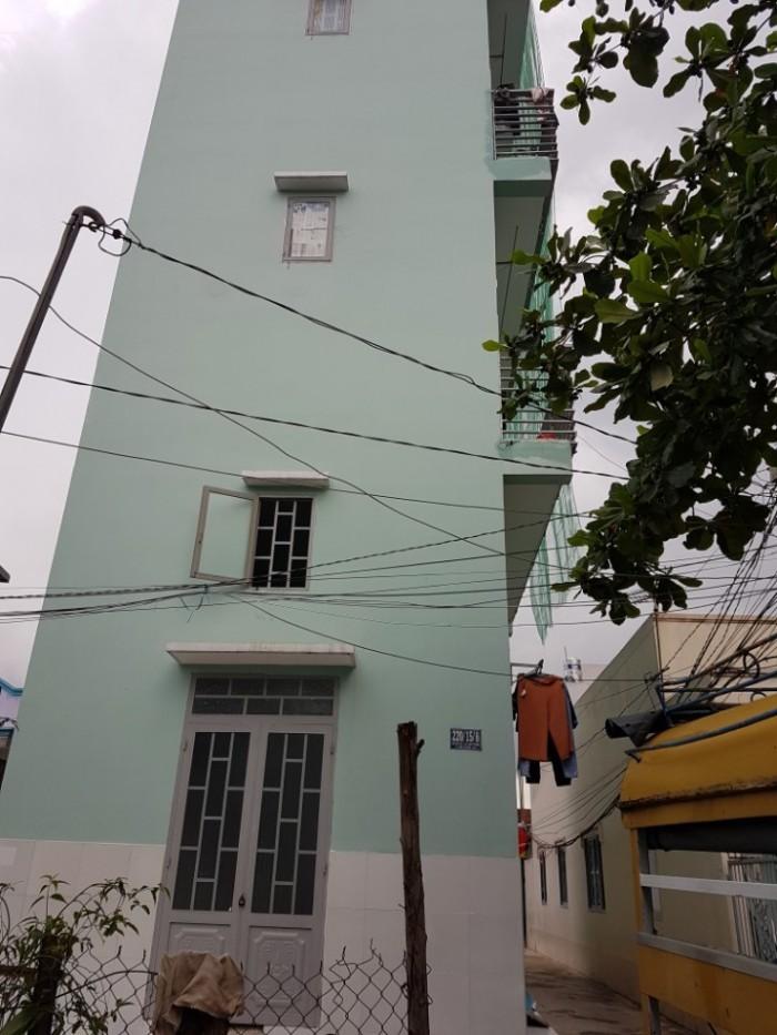 Bán dãy trọ 14 phòng tại Võ Văn Hát, dt 76m2, nhà 1T 2L, giá bán 3 tỷ