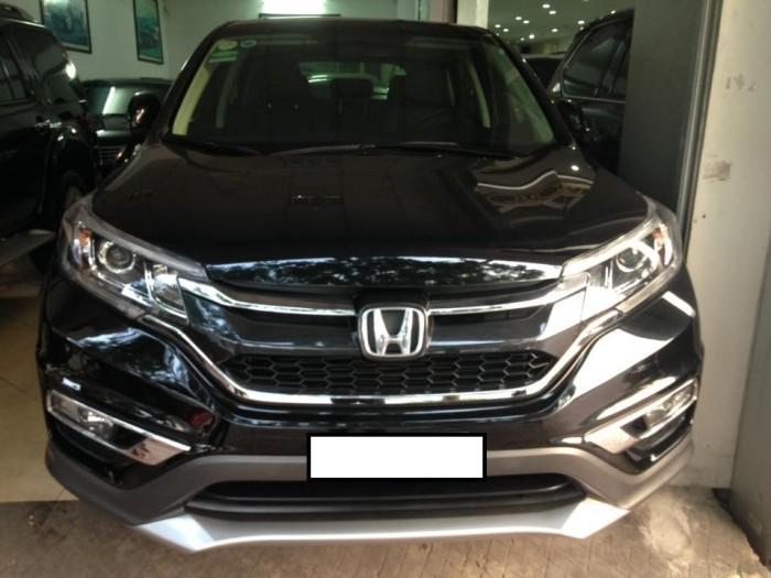 Cần bán gấp HondaCR-V 2.4 sản xuất 2017