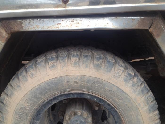 Xe tải cũ dongfeng 5 tấn đời 2009 thùng bạt 2