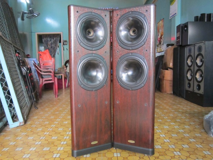 LOA TANNOY 638-Rosewood (Made in UK)