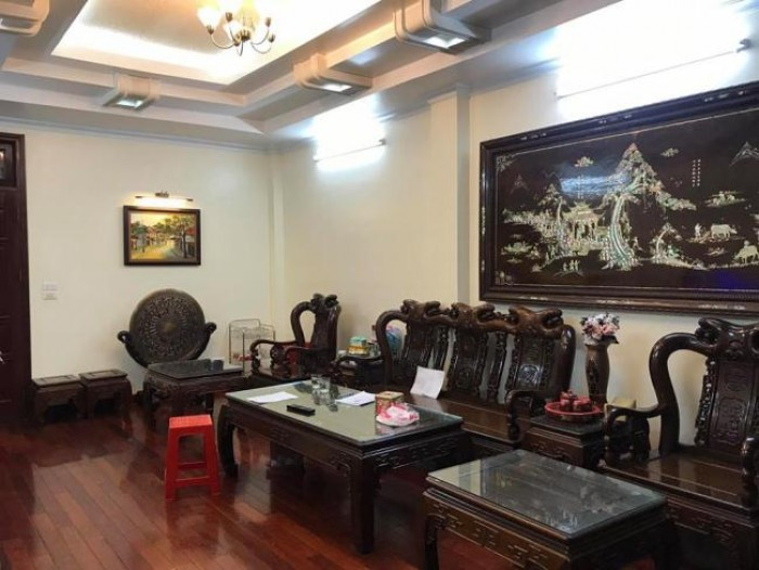 Hot: Nhà 45m2,vuông,ô tô,xây cực chắc chắn,LTT,Thanh Xuân