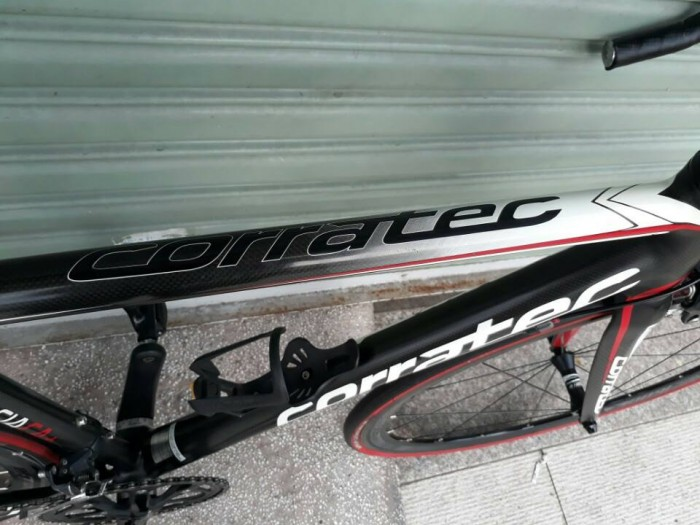 Roadbike cacbon CORRATEC forcia germany 11