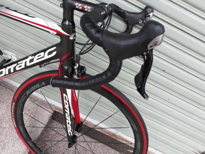 Roadbike cacbon CORRATEC forcia germany 14