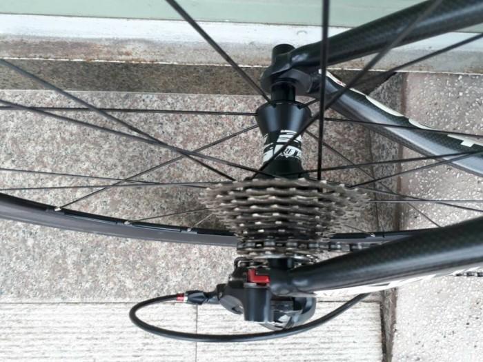 Roadbike cacbon CORRATEC forcia germany 18