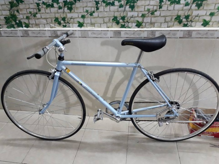 Xe đạp touring BRIGESTONE radac (Japan)
