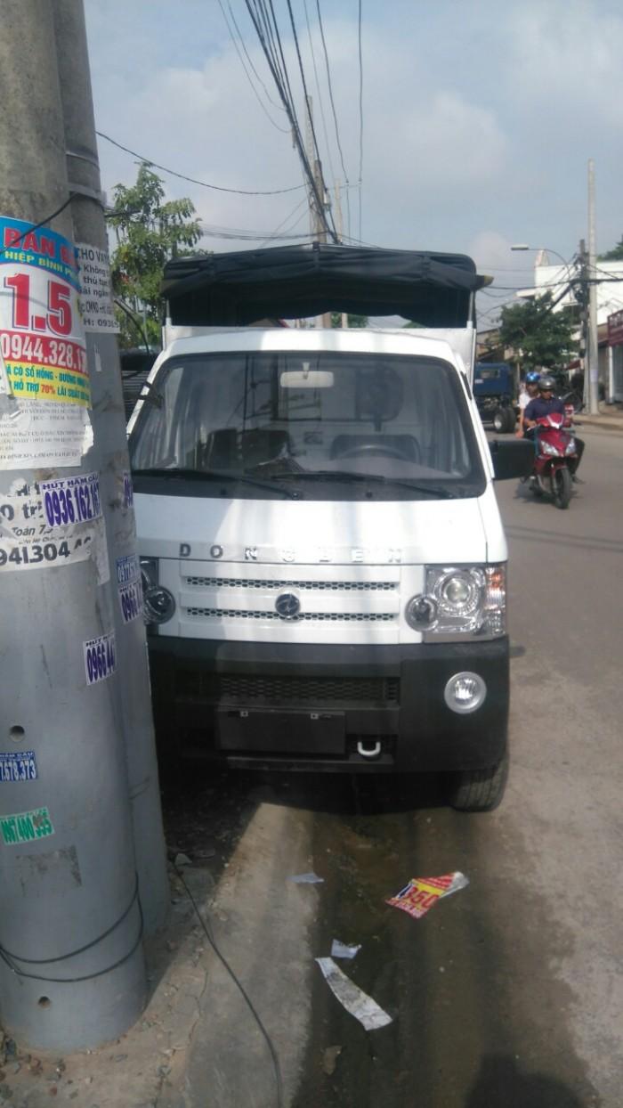 Xe tải DongBen – Trả góp 15tr nhận xe ngay