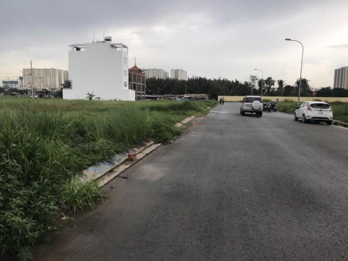 Bán đất nền quận 2 An Phú An Khánh mặt tiền đường Trần Lựu, khu an ninh dân trí