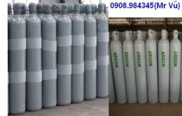 Bán bình khí Argon tại TPHCM - Bình Dương - Long An - Tây Ninh - Đồng Nai