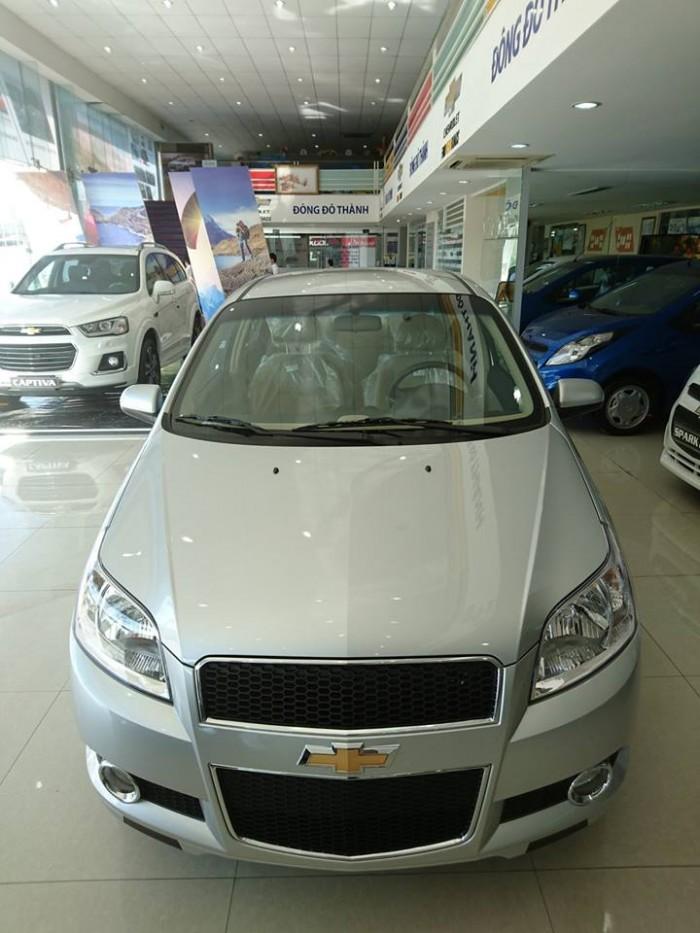 Hỗ Trợ Vay 100% Giá Xe Cho Chevrolet Aveo