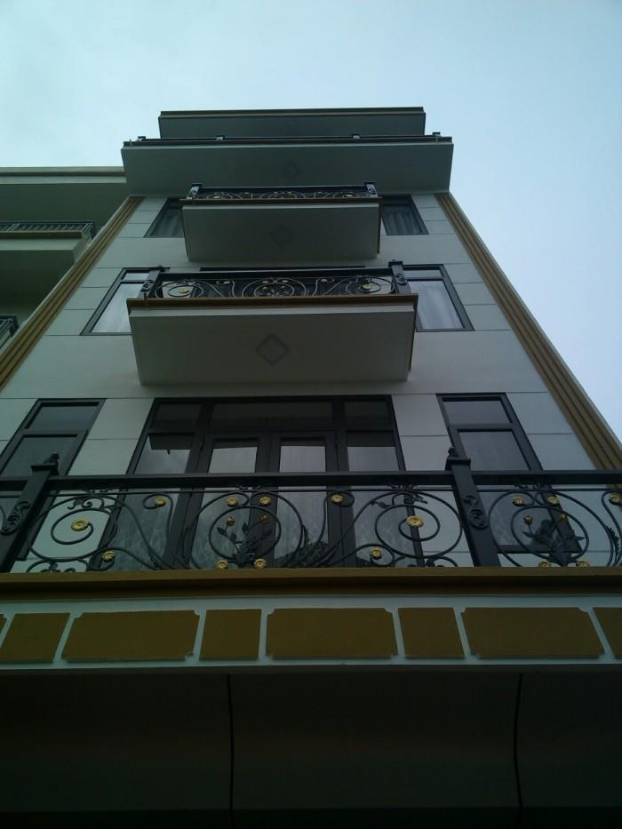 Chính Chủ Bán Nhà Liền Kề Văn La. DT  50m2 (5 tầng).