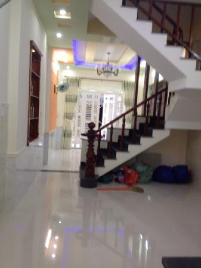 Về quê định cư bán gấp nhà HXT đường Tô Hiệu, phường Hiệp Tân, quận Tân Phú