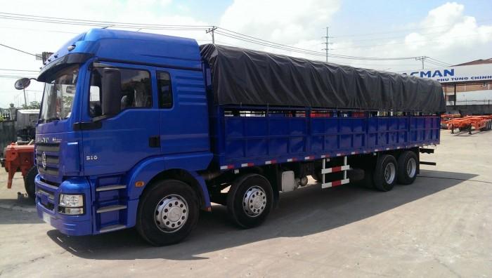 Bán xe Shacman 17,9 tấn 4 chân giá cả cạnh tranh