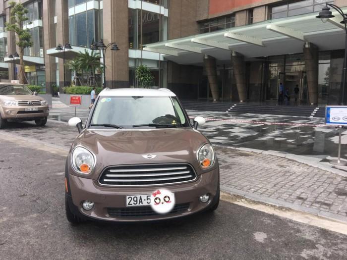 Mini Cooper sản xuất năm 2011 Số tự động Động cơ Xăng