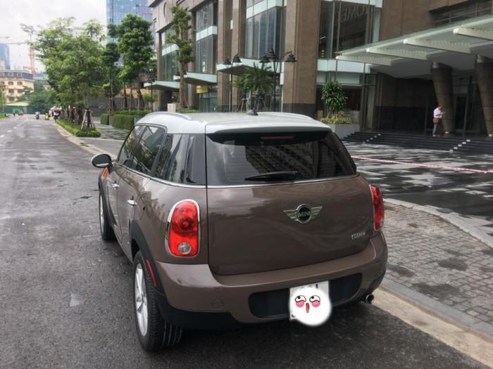 Mini Cooper nhập khẩu nguyên chiếc tại Đức sản xuất T12/2011.Đăng ký lần đầu 2012 cá nhân chính chủ 2