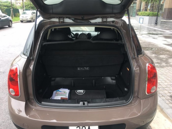 Mini Cooper nhập khẩu nguyên chiếc tại Đức sản xuất T12/2011.Đăng ký lần đầu 2012 cá nhân chính chủ 4