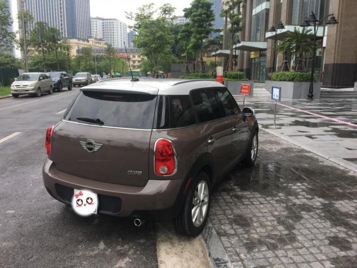 Mini Cooper nhập khẩu nguyên chiếc tại Đức sản xuất T12/2011.Đăng ký lần đầu 2012 cá nhân chính chủ 18