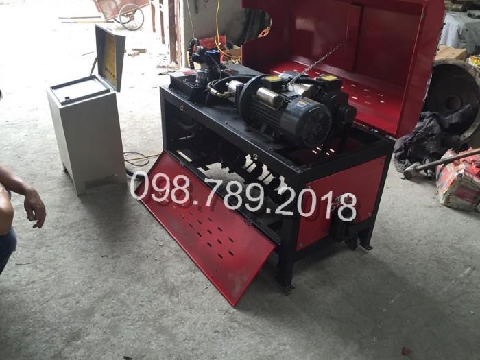 Máy nắn và cắt sắt tự động GT5-12