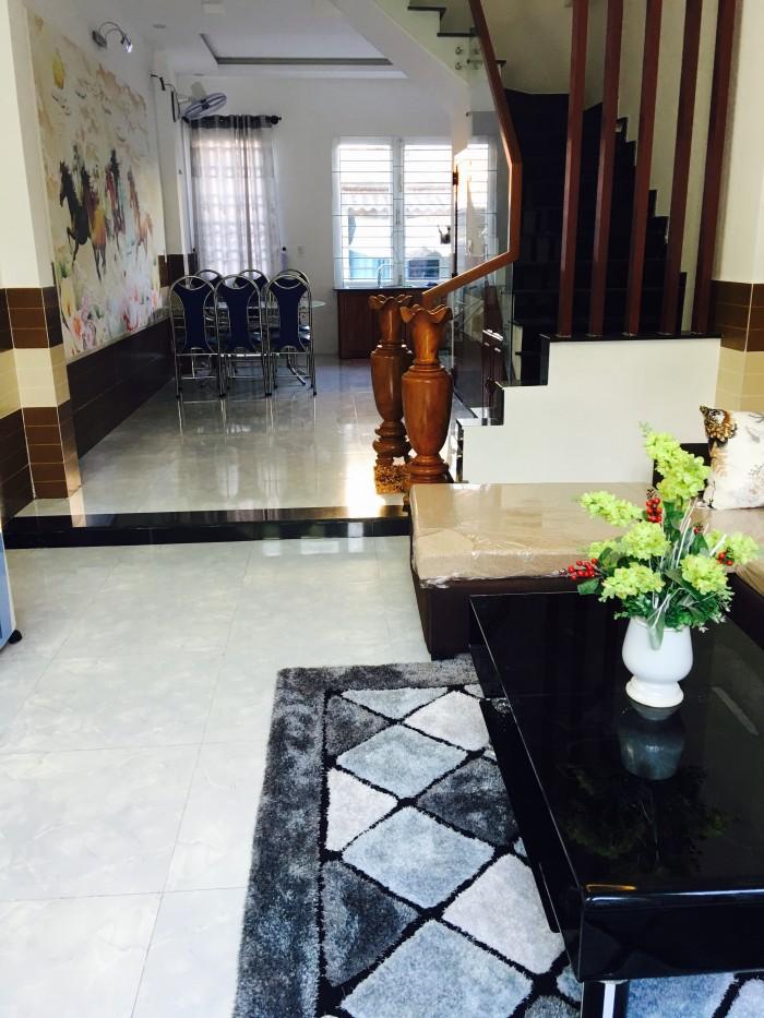 Cho thuê nhà khu An Thượng, mới xây, 2 phòng ngủ, 15Tr