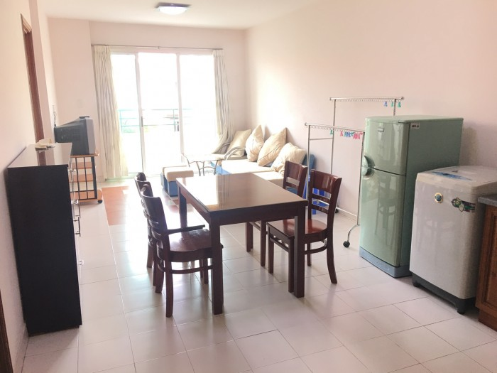 Cho thuê căn hộ đầy đủ nội thất 75m2 2PN-2WC nhà mới - sạch sẽ, gần Q.7 Q.8