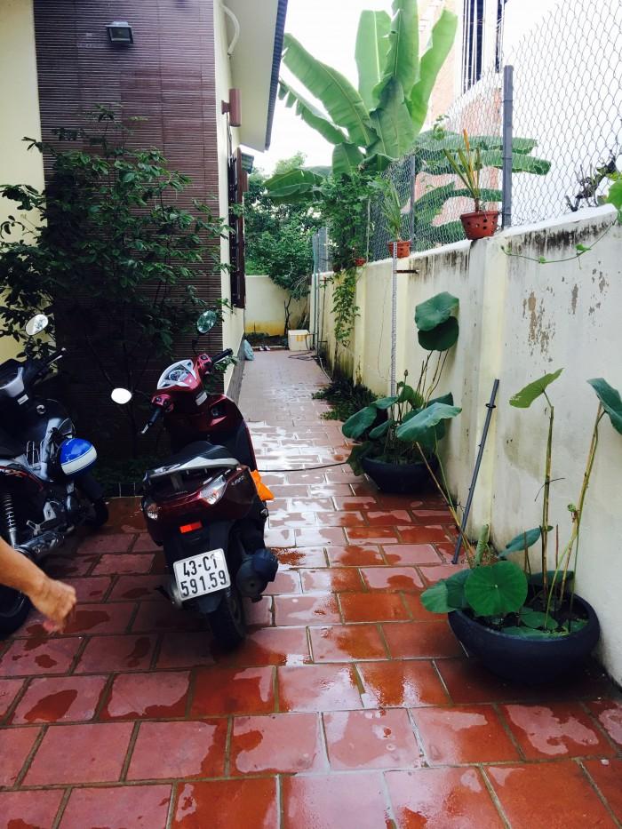 Cho thuê biệt thự mini khu Nam Việt Á, mới xây