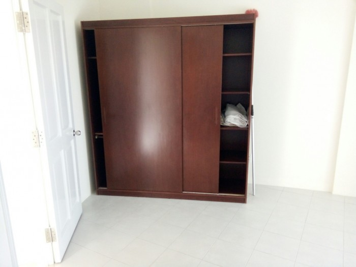 Cho thuê căn hộ nội thất cao cấp 80m2-2PN giá 7 triệu/tháng-mặt tiền Ng Văn Linh.