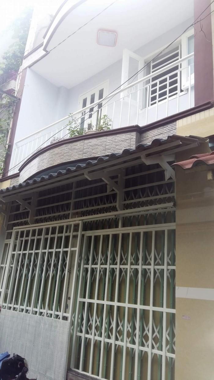 Cần bán nhà HXH Nguyễn Văn Trỗi,  P.10 , Phú Nhuận, 4.8x16m, Trệt, Lầu