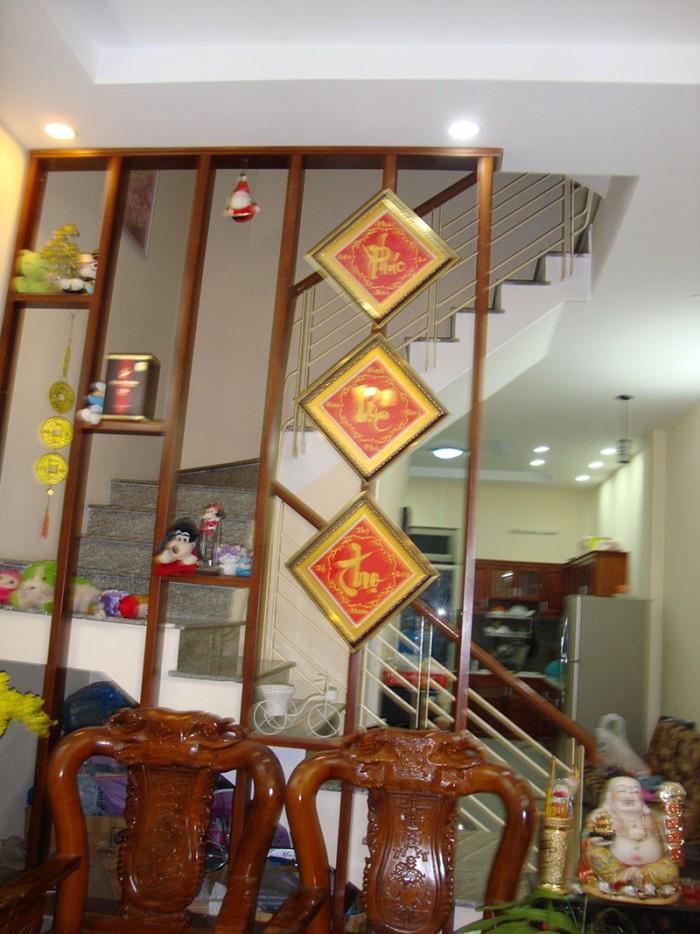 Cần bán nhà 3,4x13,6m hẻm 4m Hàn Hải Nguyên, P16, Quận 11.