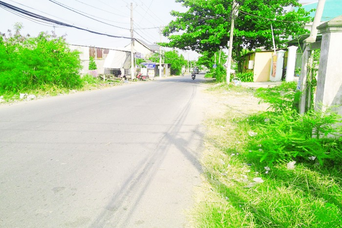Bán 270m2  đất thổ cư Đa Phước Bình Chánh