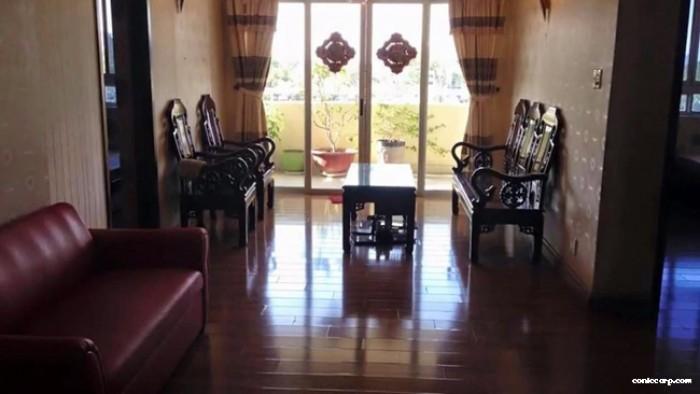 Cho thuê căn hộ tại KCC Đình Khiêm, 2PN, 2WC, full nội thất
