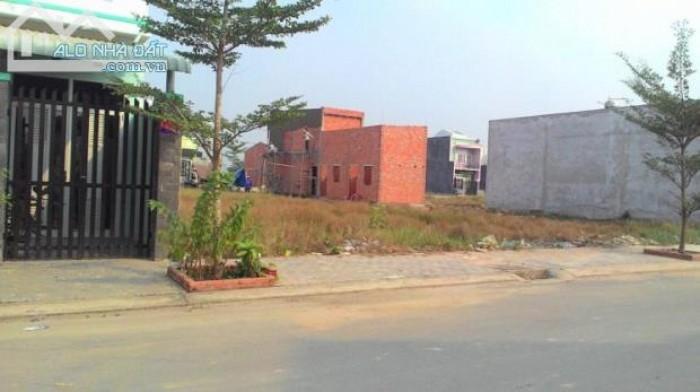 80m2 đất sổ riêng thổ cư đường Quang Trung, Hóc Môn, chính chủ