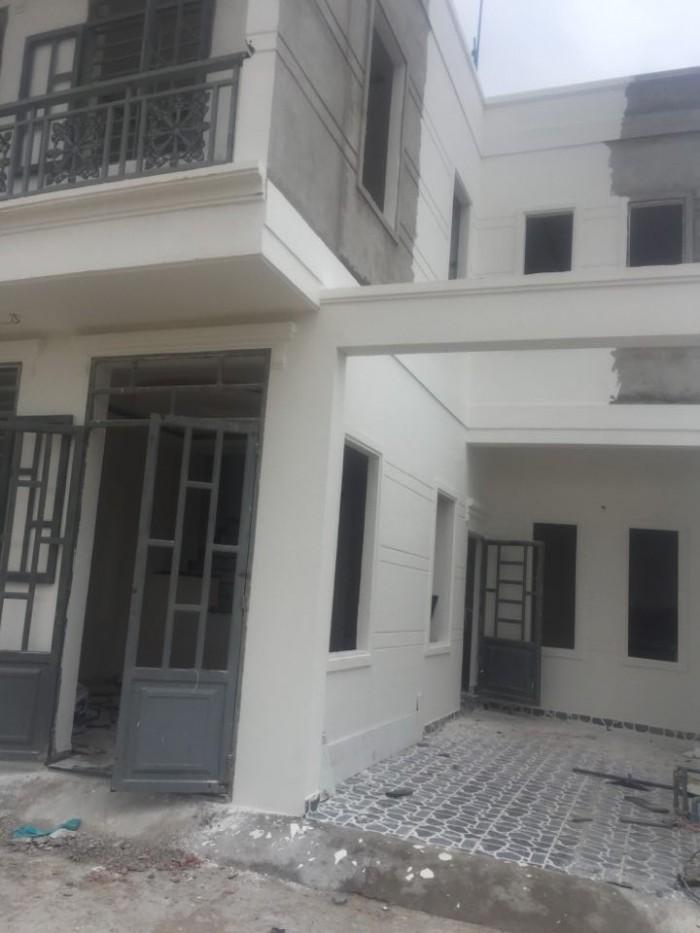 KẸT TIỀN bán biệt thự mini 7x9=56M2 đường Nguyễn Văn Bứa, Hóc Môn.