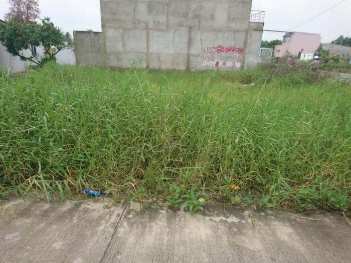 Chính chủ  bán gấp 422m2 đất ở  cách cầu ông Thìn 100m– Hưng Long – Bình Chánh