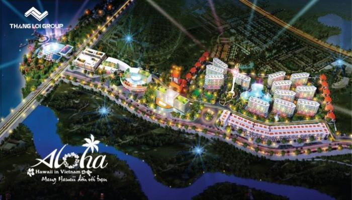 Căn hộ nghỉ dưỡng Aloha Condotel PHAN THIẾT, giá từ 850 triệu – 1,2 tỷ/căn, sổ hồng vĩnh viễn