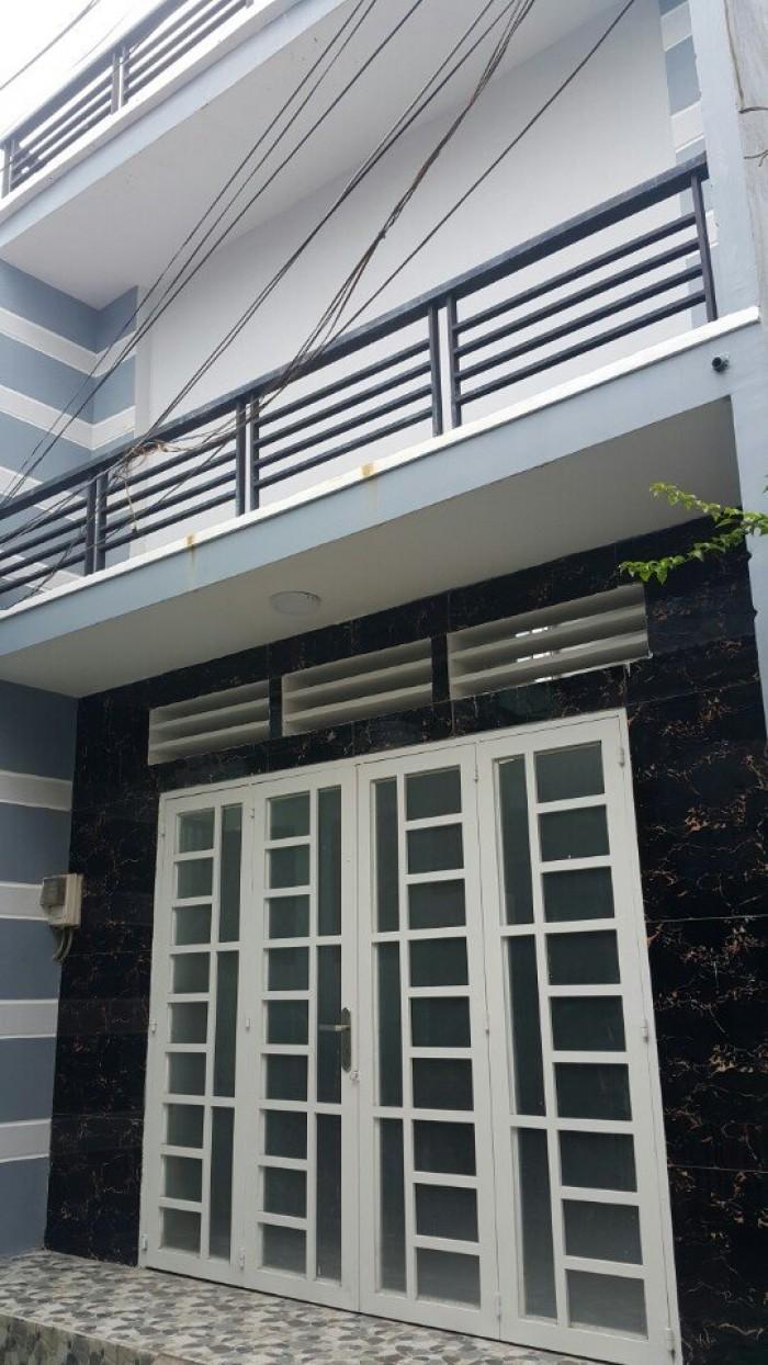 Bán Nhà Đường Phan Huy Ích,Nhà 5x11