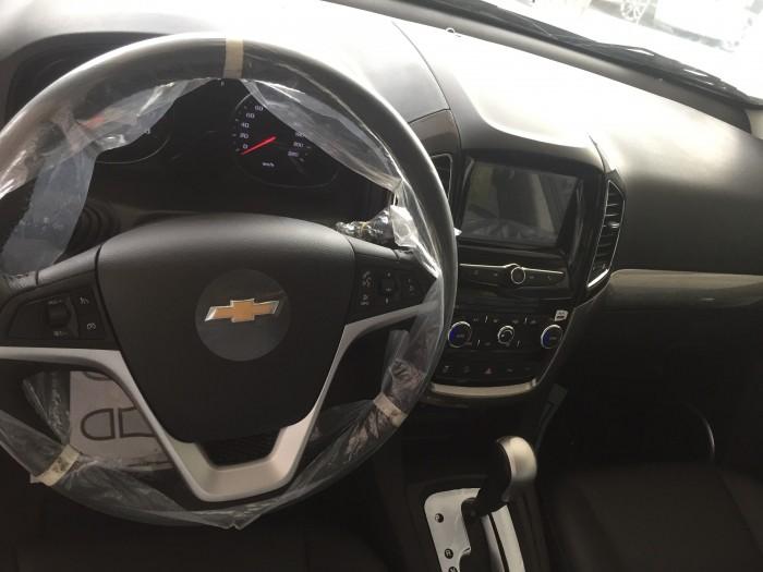 Chevrolet Captiva Ltz 2017 Giá Tốt Nhất Miền Nam, Chỉ Cần Đưa Trước 171tr 6