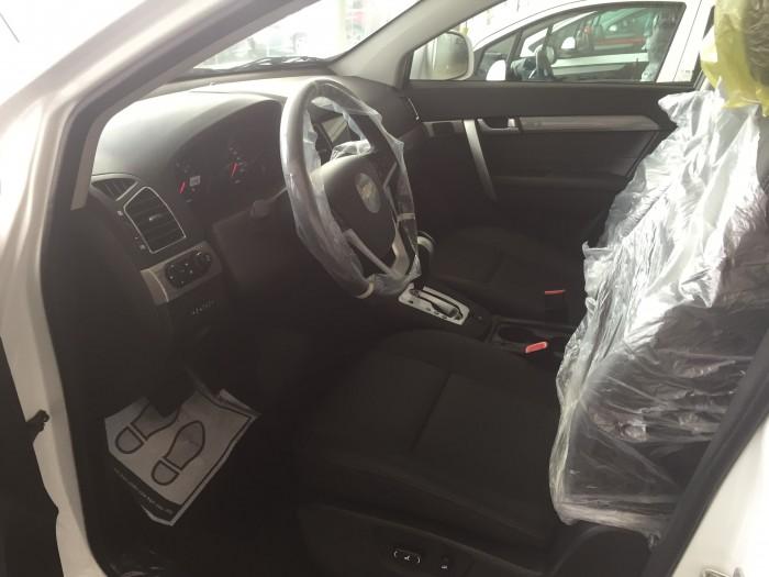 Chevrolet Captiva Ltz 2017 Giá Tốt Nhất Miền Nam, Chỉ Cần Đưa Trước 171tr 3