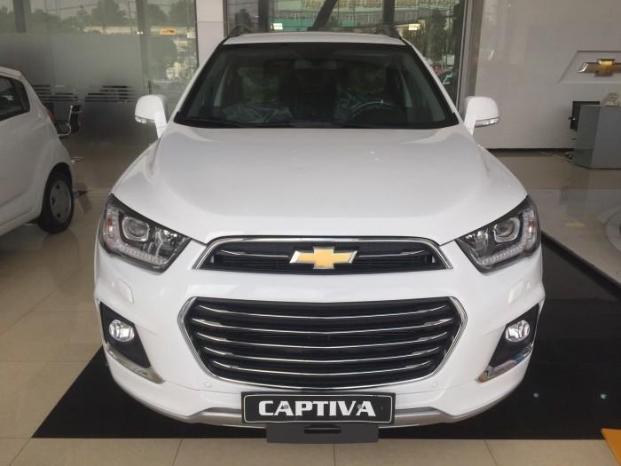 Chevrolet Captiva Ltz 2017 Giá Tốt Nhất Miền Nam, Chỉ Cần Đưa Trước 171tr 0