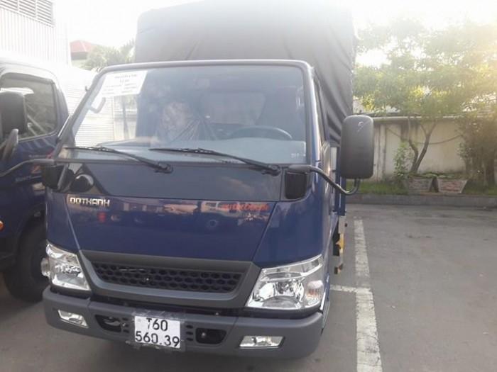 Xe tải 2,4 tấn Hyundai Iz49 Đô Thành. Giá xe tải 2,4 tấn Hyundai. Giao xe ngay. 2